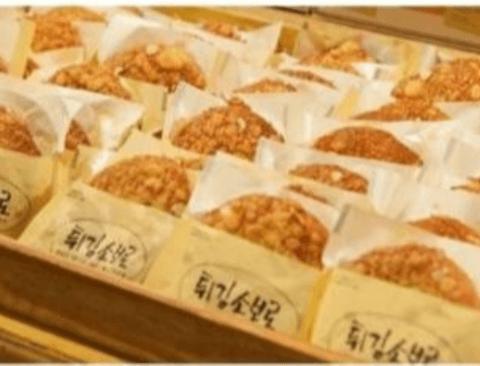 [스압]전국 빵집 매출 TOP5