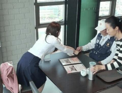 국가유공자를 찾아간 19살 소혜