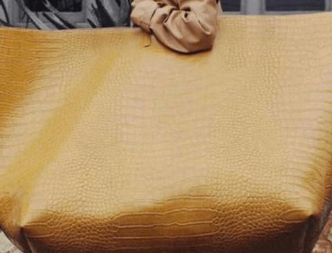명품브랜드 흔한 빅사이즈 가방 수준