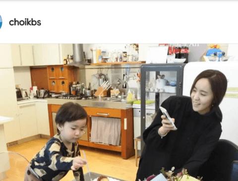 취미가 박지윤 이라는 남편 럽스타그램.insta
