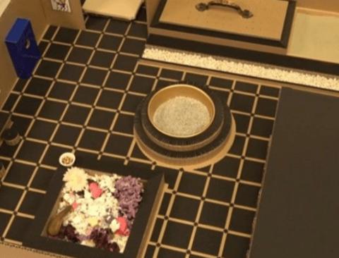 [스압] 햄스터 맞춤형 대중 목욕탕
