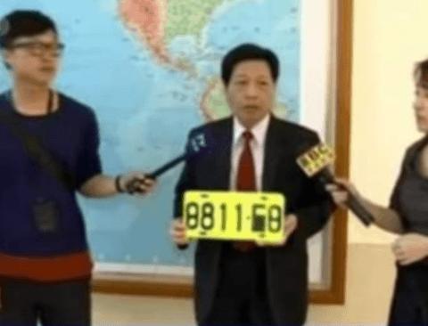 음주운전자는 형광 번호판을 달아야 하는 나라