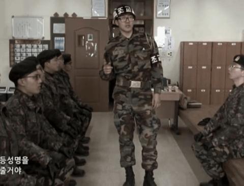 1분 전에 설명해도 모르는 육군 훈련소 흔한 모습
