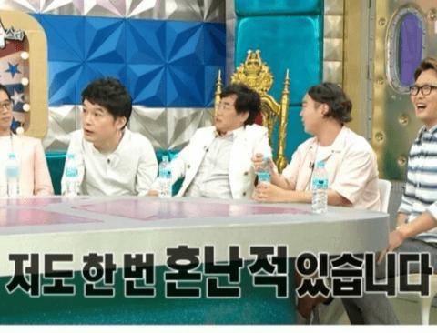 이경규 오른팔 배우의 연기력.jpg