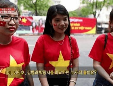베트남에서 온갖 한류 스타 다 이겨먹은 사람.jpg
