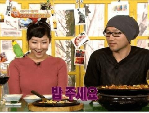사유리와 곱창피자(feat.사장님)