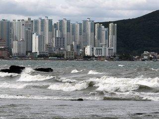 태풍 '하기비스' 북상...해경 연안안전사고 위험예보제 발령