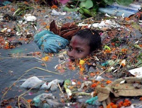 지구상에서 가장 오염된 도시 TOP 10
