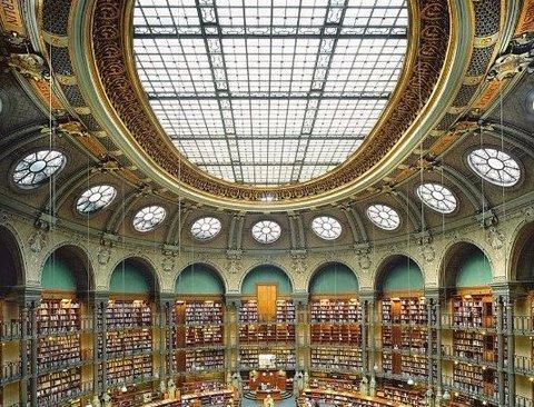 보고도 믿기지 않는 전세계 도서관의 위엄