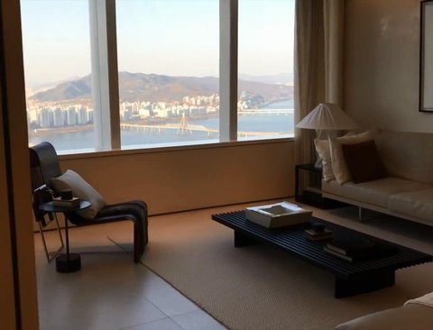 서울의 100억짜리 아파트 (괴리감주의)