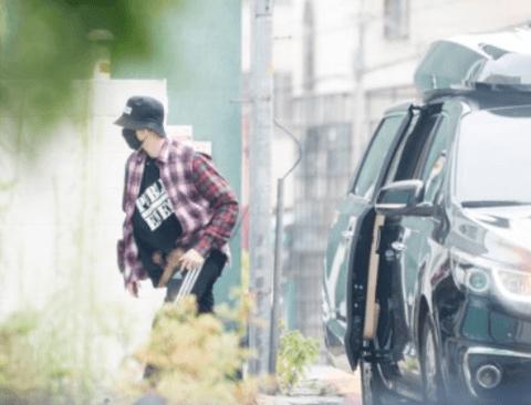 강다니엘-지효, 지난 1년간 이슈가 되었던 사진들 모음(+유일한 투샷 첨부)