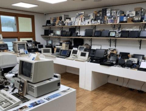 제주도에 있는 컴퓨터 박물관