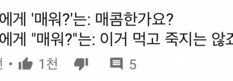 한국인이라면 공감하는 한국인 특징 모음