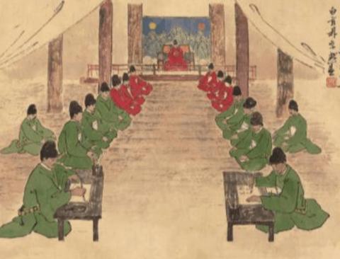 [스압]깡따구 오졌던 조선시대 사관들