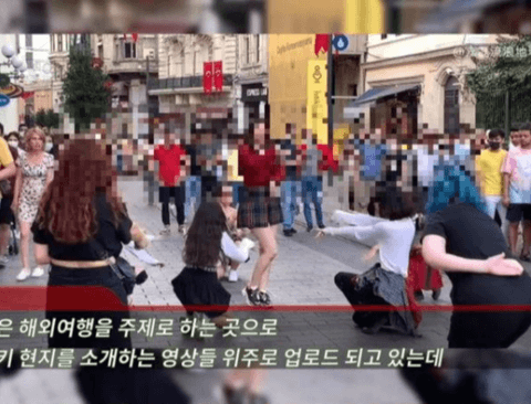 케이팝 해외 인기 중국인들 반응