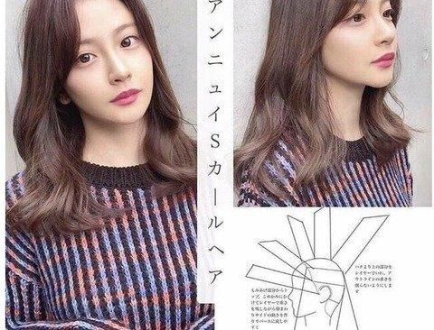 요즘 일본 여성 헤어스타일 .jpg