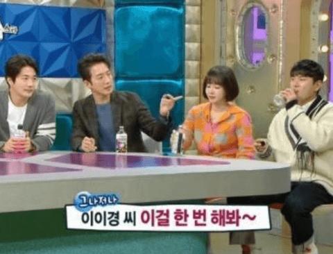 [스압]배우 이이경의 세상 독특한 첫 인사법(feat.정준호)