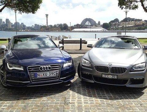 BMW와아우디의 유치한 광고전쟁 TOP5