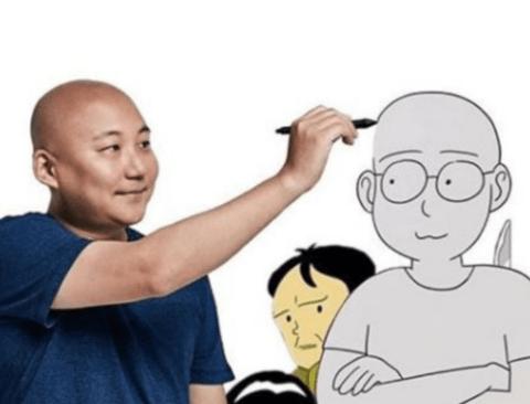 웹툰작가들의 tmi