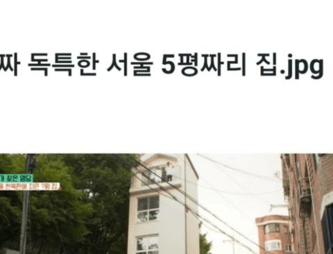 서울땅 3억짜리 5평집.jpg