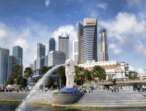 싱가포르 자유여행을 위한 대중교통 전격분석 5가지