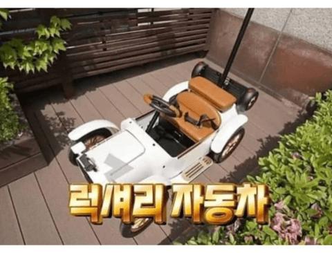 쌈디가 조카에게 선물한 자동차 가격