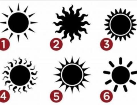 태양으로 알아보는 성격테스트