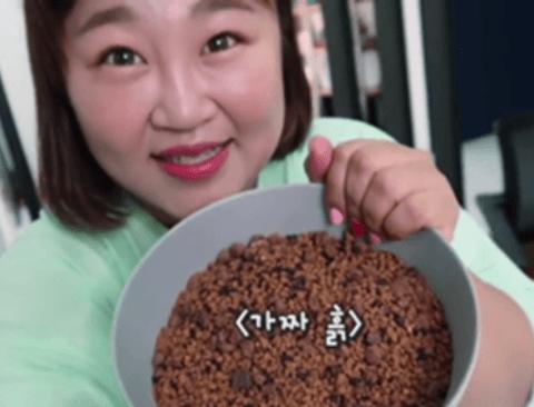 선인장먹는 홍윤화를 본 남편 김민기 반응