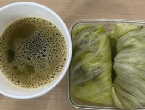 어느 다이어트 갤러의 흔한 식단 수준