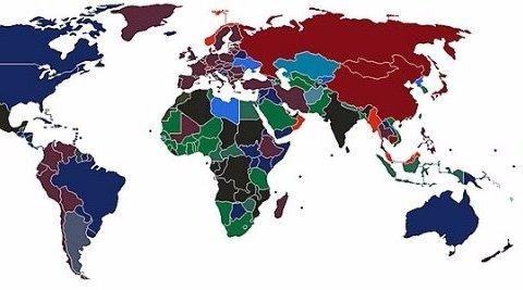 전세계 여권 색깔에 숨겨진 비밀
