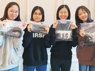 아름다운 목소리에 고운 마음까지...합창단 졸업단원이 '머리카락 기부'