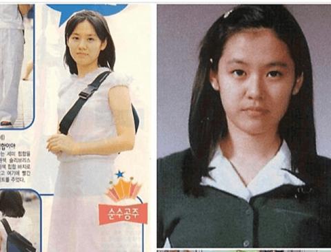 대한민국 최고의 스타들 과거 사진