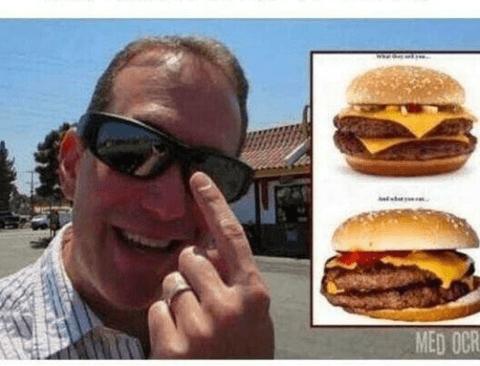 음식이 사진과 다르면 절대 안 먹는 미쿡형.JPG