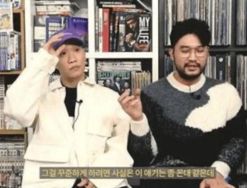 큰형님들의 진심어린 조언(feat.최자)
