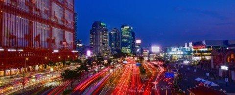 수원시가 3위, 우리나라에서 인구 밀도가 가장 높은 도시 TOP 5