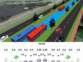 고급 간선급행버스체계 'Super-BRT' 창원 시범사업 선정