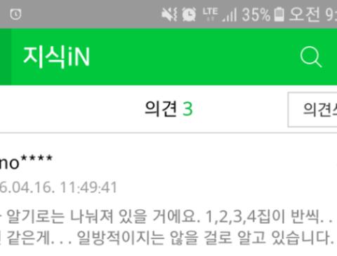 김광석 사건 지식인 아이디 조회 결과....(소름주의)