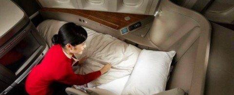 2만 달러 이상? 전세계에서 가장 비싼 퍼스트 클래스를 가진 항공사 TOP 5