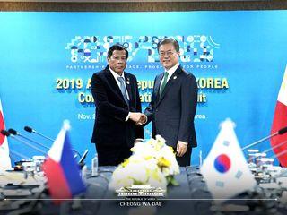 [한-아세안특별정상회의] 이틀째 10개국 특별정상회의...신남방정책 공동비전 성명