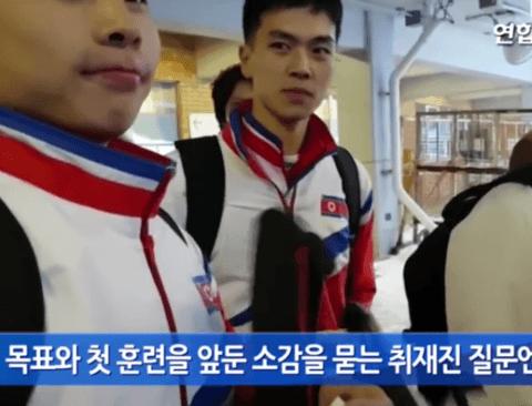존나 훈남냄새 쩔게나는 북한 쇼트트랙 선수 ㅎㄷㄷㄷㄷㄷㄷ...jpg