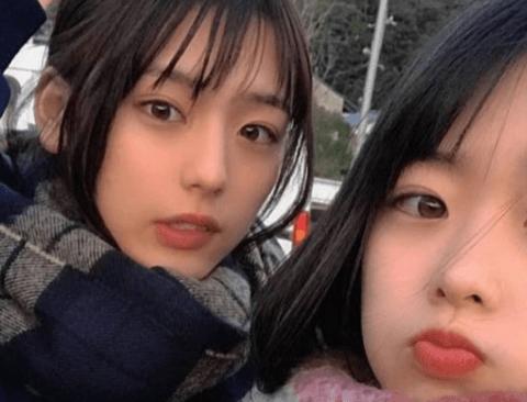 자매 같은 일본의 남매