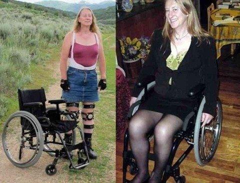 장애가 없는 장애인