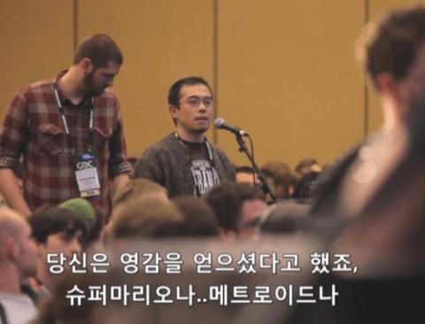 일본 게임에 대해 돌직구 날리는 인디게임 FEZ 개발자