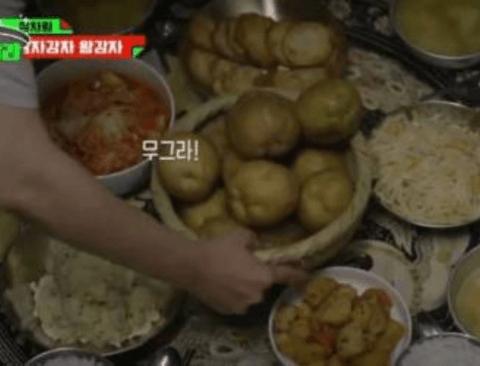 큰손 일화엄마의 상차림 모음(feat.응답하라)