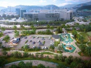 유니시티, 창원NC파크 마산구장 공영주차장 건립