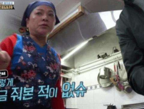 혜자스러운 서산 돼지찌개집 사장님 (feat.백종원)
