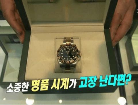 (스압) 한국에 있는 엄청난 시계 장인