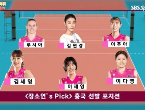 다음시즌 여자배구 흥국생명 라인업ㄷㄷ.jpg