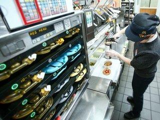 맥도날드 전국 매장 '음식점 위생등급제' 인증 추진