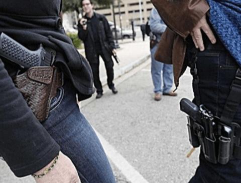 총기 소지 자율화된 미국 텍사스 근황